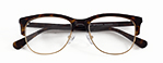 Murdock in Dark Tortoise  Eyeglasses