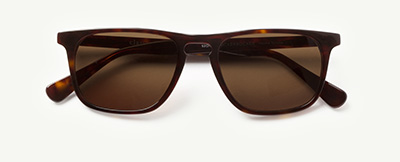 Knickerbocker in Havana Tortoise  Sunglasses