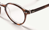 Beaumont in Maple Crystal Tortoise  Eyeglasses