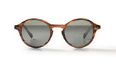 Beaumont in Maple Crystal Tortoise  Sunglasses