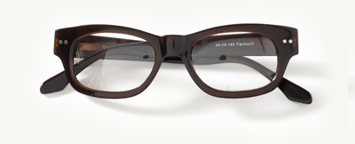 Falmouth in Mocha Java  Eyeglasses